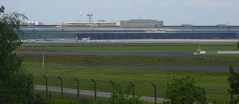 Flughafen Berlin-Tempelhof - Autor: Mazbln - Quelle: de.wikipedia.org
