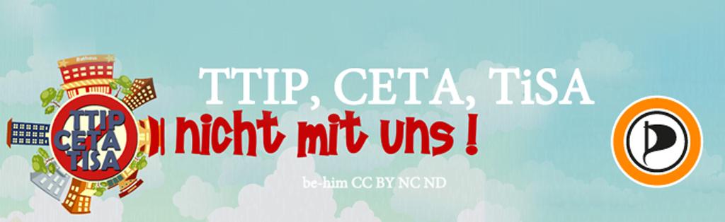 TTIP CETA TISA - NICHT MIT UNS - be-him CC BY NC ND