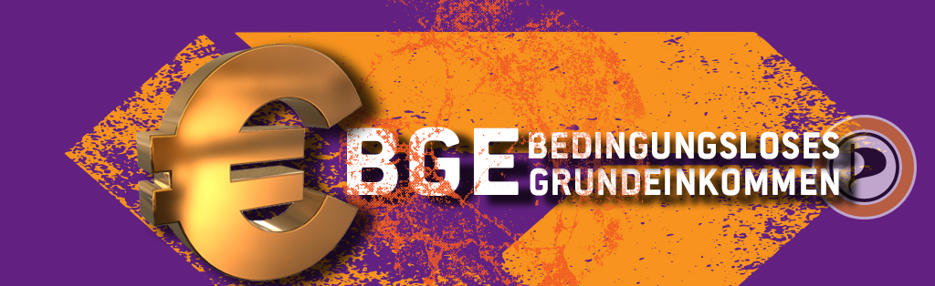 BGE - BEDINGUNGSLOSES GRUNDEINKOMMEN - be-him CC BY NC ND
